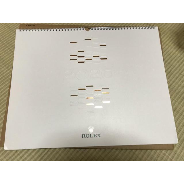 ロレックス オイスター パーペチュアル 26 、 ROLEX - ロレックス2020年カレンダーの通販 by らくらく's shop