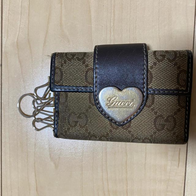 Gucci - GUCCIキーケースの通販 by ぱぴこ's shop