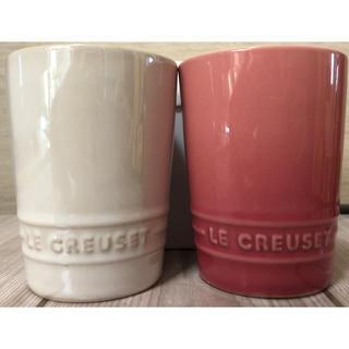 ルクルーゼ(LE CREUSET)のル・クルーゼ ペアマグカップ(マグカップ)