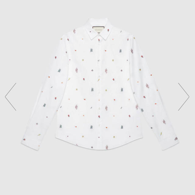 Gucci - gucci シャツの通販 by kakikaki