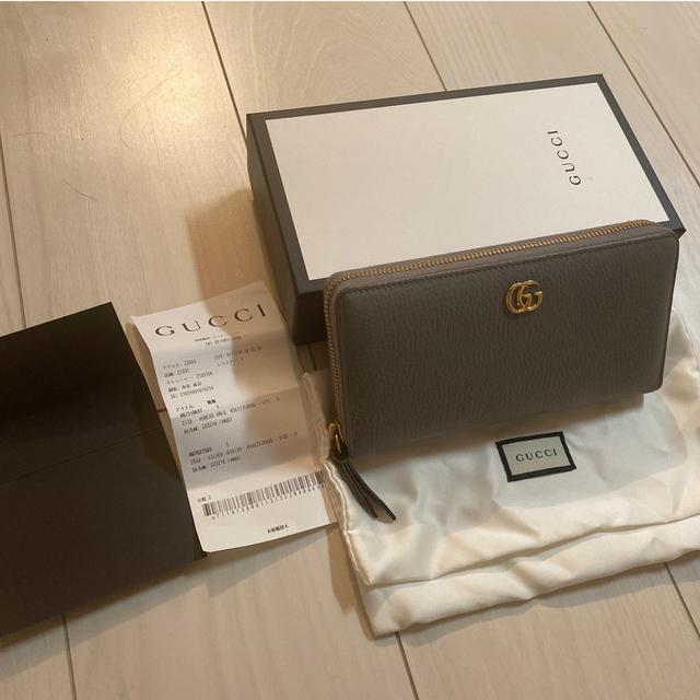 Gucci - GUCCI 長財布 マーモントの通販 by N...SHOP