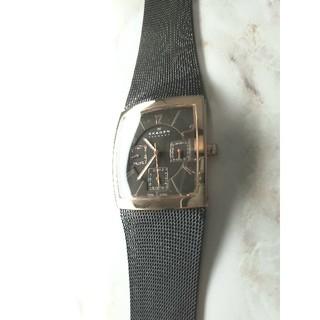 スカーゲン(SKAGEN)の美品 スカーゲン 562SRM レディース(腕時計)