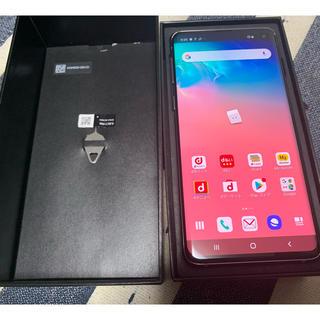 サムスン(SAMSUNG)の専用ドコモ ギャラクシーS10(スマートフォン本体)