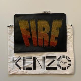 ケンゾー(KENZO)の不定期 SALE!KENZO クラッチバッグ(セカンドバッグ/クラッチバッグ)