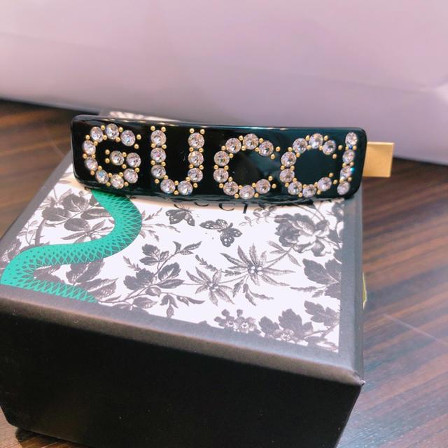 Gucci - GUCCI ヘアピン なかなか売ってないレアの通販 by miiiiinyan_'s shop