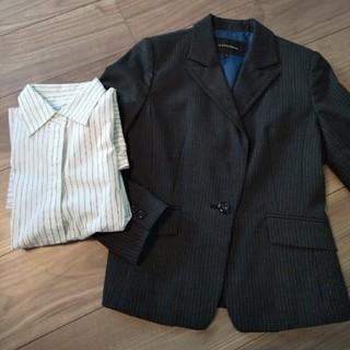 ハニーズ(HONEYS)のハニーズ スーツジャケット ジャケット 就活 リクルート Yシャツ ワイシャツ(スーツ)