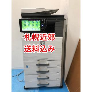シャープ(SHARP)の【取引中】シャープ カラーコピー機複合機 MX2610(OA機器)
