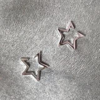 ニコアンド(niko and...)のStar silver earcuff No.80(イヤーカフ)