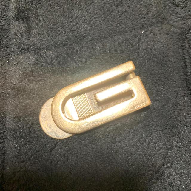 Gucci - GUCCI グッチ マネークリップ 値下げ可の通販 by goro's   silverアクセサリー集めてます。