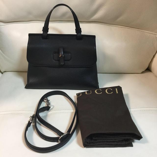 Gucci - グッチバンブーデイリーの通販 by イナ's shop