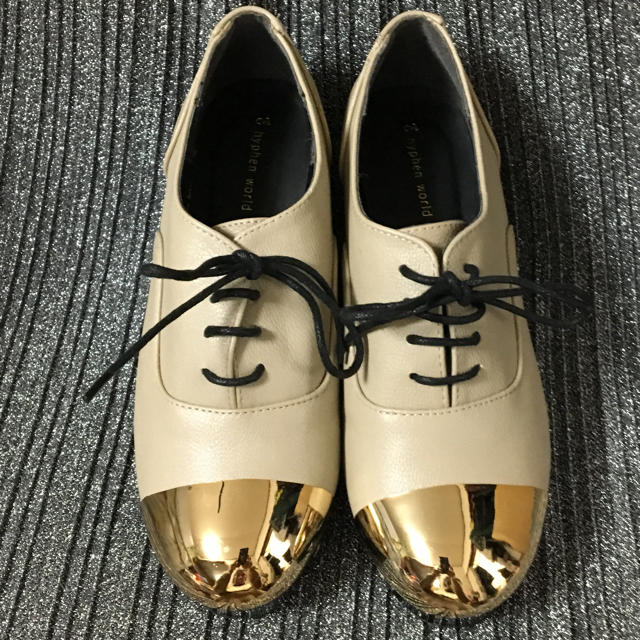 E hyphen world gallery(イーハイフンワールドギャラリー)のE hyphen world gallery  厚底シューズ  レディースの靴/シューズ(ハイヒール/パンプス)の商品写真