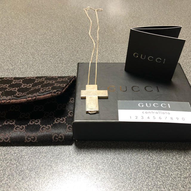 Gucci - GUCCI ネックレスの通販 by 山田's shop