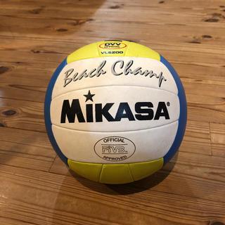 ミカサ(MIKASA)のビーチバレー用 バレーボール(バレーボール)