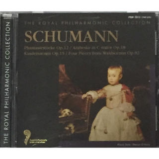 CD  SCHUMANN (シューマン)  コレクション(クラシック)
