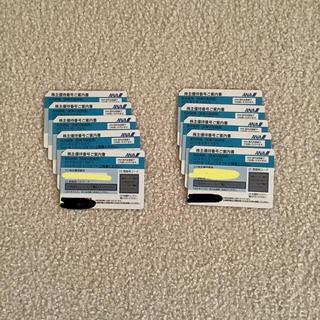 エーエヌエー(ゼンニッポンクウユ)(ANA(全日本空輸))のRea様向け 全日空 株主優待券 4枚以上7枚まで提供可能(その他)
