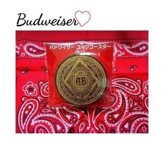シュプリーム(Supreme)の➜ Budweiserコースター(ビール)