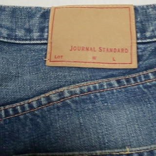 ジャーナルスタンダード(JOURNAL STANDARD)のJOURNAL STANDARD赤耳ジーンズ(デニム/ジーンズ)