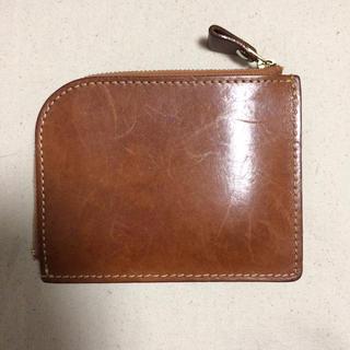 ツチヤカバンセイゾウジョ(土屋鞄製造所)の土屋鞄  L字ファスナー 本革(コインケース/小銭入れ)