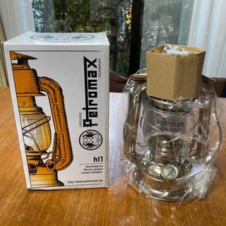 ペトロマックス(Petromax)の新品未使用 PETROMAX ストームランタン hl1廃盤品(ライト/ランタン)