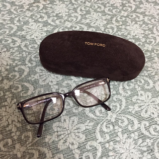 トムフォード(TOM FORD)の新品未使用 トムフォード 眼鏡(サングラス/メガネ)