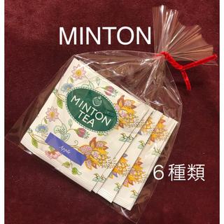 MINTON - ミントン 紅茶 6種類 ティパック