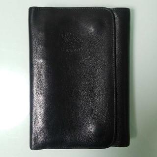 イルビゾンテ(IL BISONTE)のIL BISONTE イルビゾンテ システム手帳 牛革 410961(手帳)
