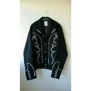 ジエダ(Jieda)のfaccies  western piping jacket【未使用品】(ブルゾン)