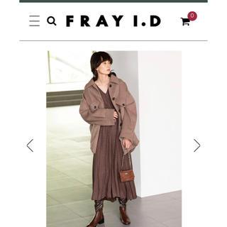 フレイアイディー(FRAY I.D)の FRAY I.D(フレイ アイディー) ウールシャツジャケット  (その他)