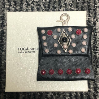 トーガ(TOGA)のTOGA メタルベルトウォレット コインケース 年明け限定 値下げ(コインケース/小銭入れ)