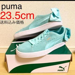 プーマ(PUMA)のpuma スニーカー Tiffany Blue(スニーカー)