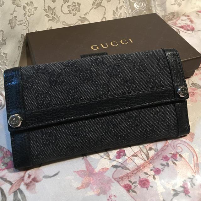 Gucci - GUCCI 長財布 男女兼用✨の通販 by Mei's shop
