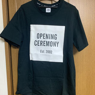 Opening Ceremony ロゴ Tシャツ