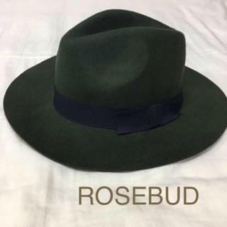 ローズバッド(ROSE BUD)のローズバット ハット(ハット)