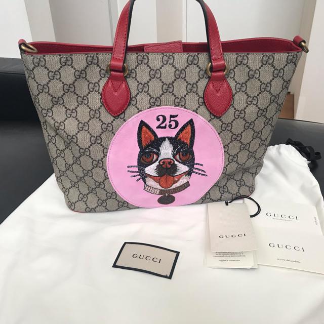 Gucci - GUCCI グッチ Bosco GGスプリーム トートバックの通販 by ぐりちゃん's shop