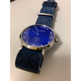 リサラーソン(Lisa Larson)のLARS LARSEN 腕時計(腕時計(アナログ))