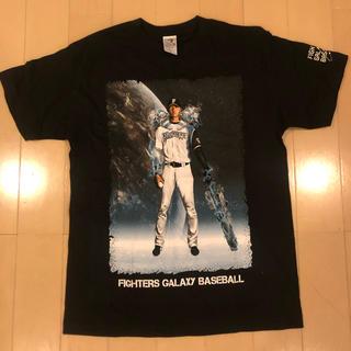 ホッカイドウニホンハムファイターズ(北海道日本ハムファイターズ)の大谷翔平 Tシャツ fighters galaxy baseball (応援グッズ)