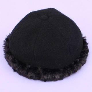 ディディジジ(didizizi)のウールナイロン起毛 ファー(ニット帽/ビーニー)