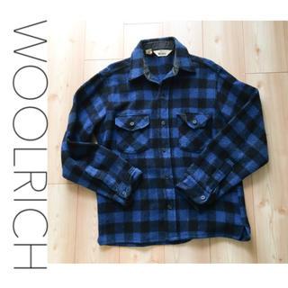 ウールリッチ(WOOLRICH)の【woolrich】ウールリッチ バッファローチェック ウールシャツ ネルシャツ(シャツ)