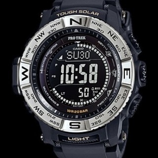 カシオ(CASIO)の♥️世古様専用❗トリプルセンサー タフソーラー PRW-3510-1JF(腕時計(デジタル))