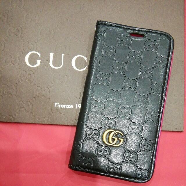 Gucci - 年末セール!iPhone x xs スマホケースの通販 by r-3's shop