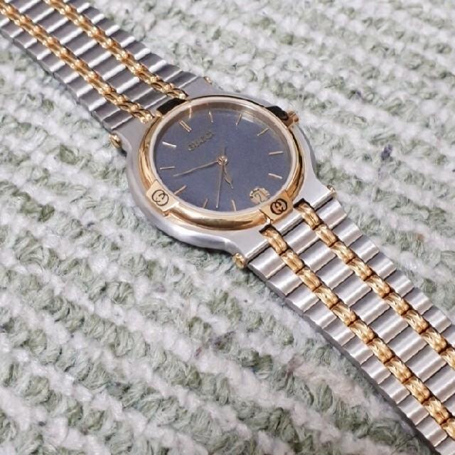 Gucci - GUCCI グッチ 9000M  腕時計 の通販 by .