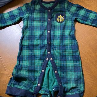 ニシキベビー(Nishiki Baby)のロンパース  サイズ 70 ニシキ (ロンパース)