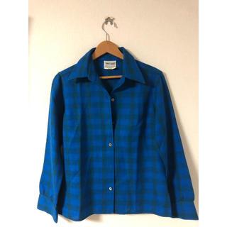 ペンドルトン(PENDLETON)の極美品 ヴィンテージウールシャツ(シャツ)