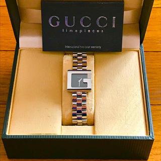 Gucci - 【美品!!】GUCCI グッチ 腕時計 3600L ブラック 年末セール🎀の通販