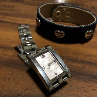 トミーヒルフィガー(TOMMY HILFIGER)の《トミーヒルフィガー 》腕時計&ブレスレット(腕時計)