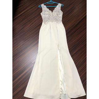 エンジェルアール(AngelR)のウェディングドレス キャバ 飲み屋 ドレス Angel R(ロングドレス)