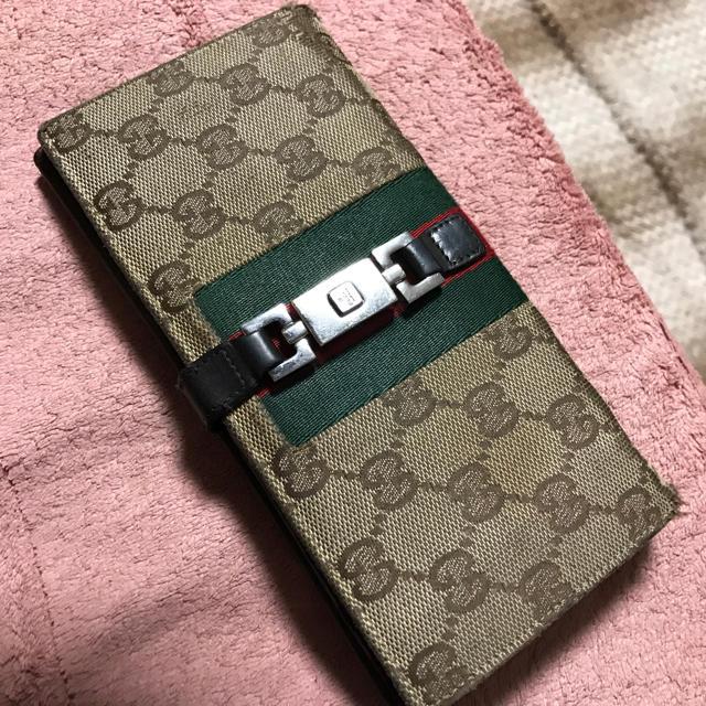 Gucci - GUCCI 長財布 の通販 by payt's shop