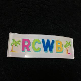 ロデオクラウンズワイドボウル(RODEO CROWNS WIDE BOWL)のRCWBヘアクリップ(バレッタ/ヘアクリップ)