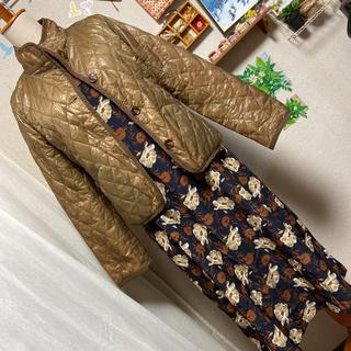 アダムエロぺ(Adam et Rope')の超美品 アダムエロペ 中綿コート(ピーコート)