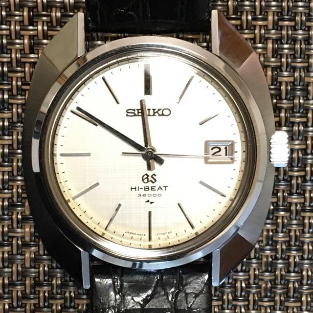 オメガ 時計 電池 、 Grand Seiko - グランドセイコー GS45  美品の通販 by kenta's shop